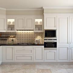 Cocinas equipadas de estilo  por Zibellino.Design