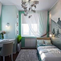 ห้องนอนเด็กหญิง by Zibellino.Design