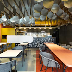 Restoran by Studio Komo