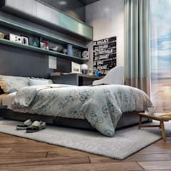 Teen bedroom by ANTE MİMARLIK