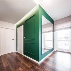 Walls by KODO projekty i realizacje wnętrz