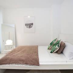 Маленькие спальни в . Автор – Ponytec