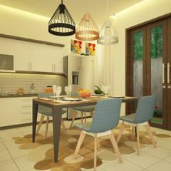 Kitchen by Ara Architect Studio