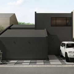 Rumah kayu by CIRCLE