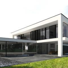 Villa MLVB:  Huizen door 2architecten