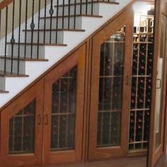 modern Wine cellar by ShoWine