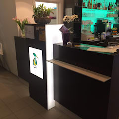 Café-Lounge - Bar-Tresen:  Gastronomie von RGenau Industries KG