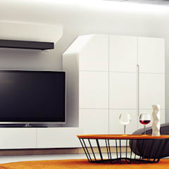 :  Wohnzimmer von Mirat s.c.