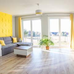 Fotografia wnętrz  Gdańsk: styl , w kategorii Salon zaprojektowany przez Fotografia wnętrz - Margo