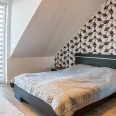 Fotografia wnętrz  Gdańsk: styl , w kategorii Sypialnia zaprojektowany przez Fotografia wnętrz - Margo