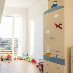 Boys Bedroom by Fotografia wnętrz - Margo,