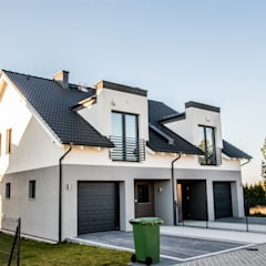 Gable roof by Fotografia wnętrz - Margo