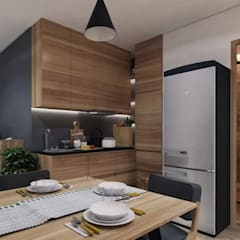 Dapur :  Dapur built in by Jati and Teak