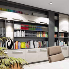 مكتب عمل أو دراسة تنفيذ ANTE MİMARLIK
