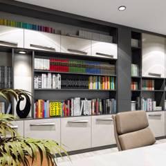 modern Study/office by ANTE MİMARLIK