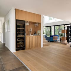 Skandinavische Wohnzimmer Von C.F. Møller Architects