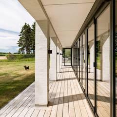 :  Terrasse von C.F. Møller Architects