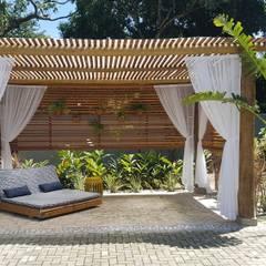 Bangalo casal: Hotéis  por VN Arquitetura