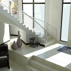 Our Collection:  Corridor & hallway by The Creative Axis Free State & Northern Cape, Minimalist