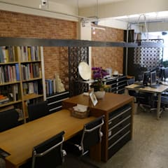 Study/office by G.T. DESIGN 大楨室內裝修有限公司