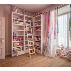 mediterranean Nursery/kid's room by Idearte Marta Montoya