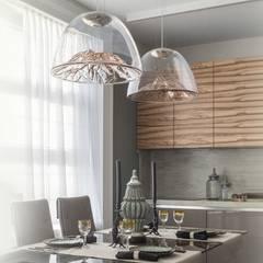 Dining room by TEXTURAS INTERIORES, Design de Interiores, Lda
