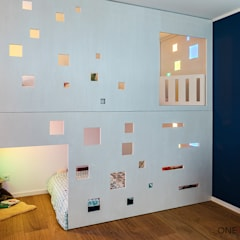 Girls Bedroom by ONE!CONTACT - Planungsbüro GmbH