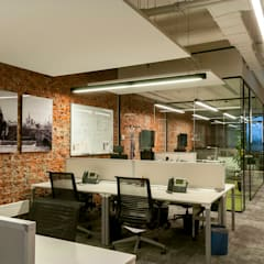 Office buildings by VIART