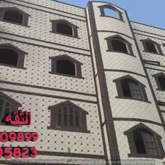 Oficinas y Tiendas de estilo  por شركه الثقه للديكور