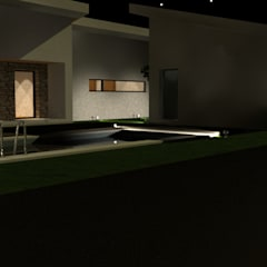 Single family home by Ana Rita Vicente, Arquiteta