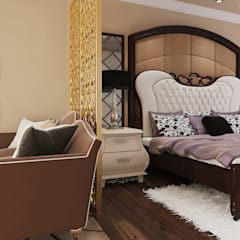 ANTE MİMARLIK  – Karadavut Villa:  tarz Yatak Odası