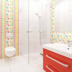 Karadavut Villa Modern Banyo ANTE MİMARLIK Modern