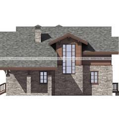 Загородный дом AV309: Дома в . Автор – Архитектурная студия 'АВТОР'