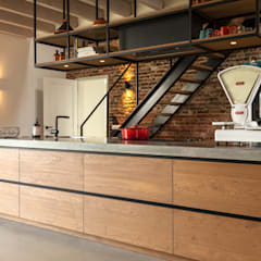 Kitchen units by De Nieuwe Context