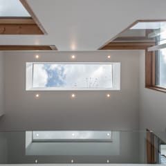 Honor Oak:  Roof by Red Squirrel Architects Ltd