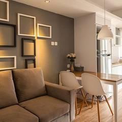 Dining room by FIANO INTERIOR