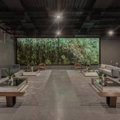 Casa de Festas na Serra Gaúcha: Locais de eventos  por BG arquitetura