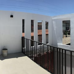 Remodelación Casa Habitación : Casas multifamiliares de estilo  por Prototype studio
