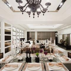 貝拉莫里:  餐廳 by 雅群空間設計