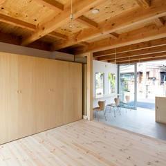 أرضيات تنفيذ すずき/suzuki architects (一級建築士事務所すずき)