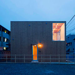 Detached home by すずき/suzuki architects (一級建築士事務所すずき)