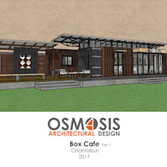 OSMOSIS Architectural Designが手掛けたバンガロー