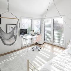 Dormitorios infantiles de estilo  por wir leben haus - Bauunternehmen in Bayern