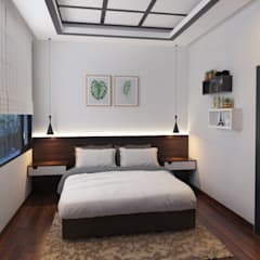 Bedroom by Arsitekpedia