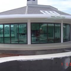 Offices & stores by Belas Artes Estruturas Avançadas