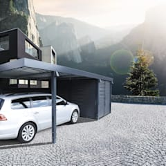 Carport by Siebau Raumsysteme GmbH & Co KG