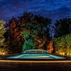 Garden Pool by Moreno Licht mit Effekt - Lichtplaner