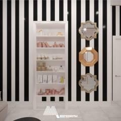 Салон красоты: Коммерческие помещения в . Автор – Архитектурное бюро 'Маринисты'