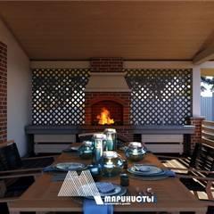 Жилой дом в Крыму: Дома в . Автор – Архитектурное бюро 'Маринисты'