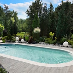 Garden Pool by Marpic